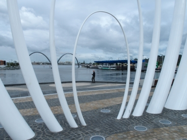 Perth Elizabeth Quay