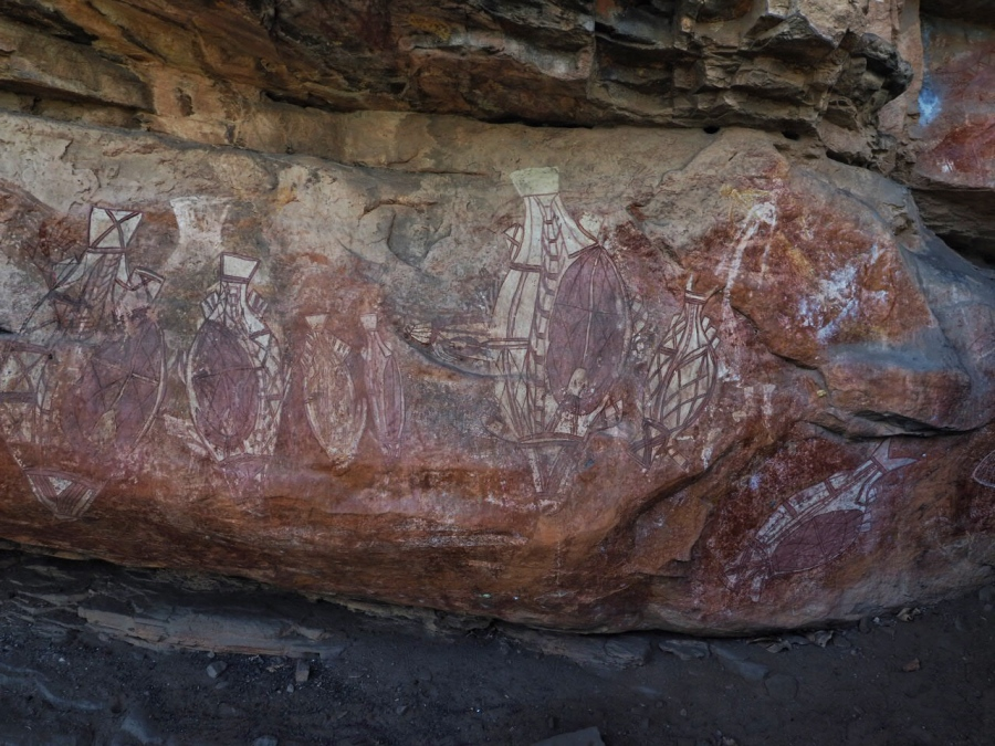 Kakadu Rock Art Collection