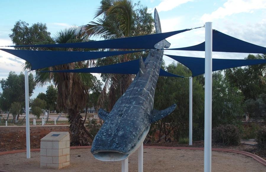 Exmouth:  Big FishWorship