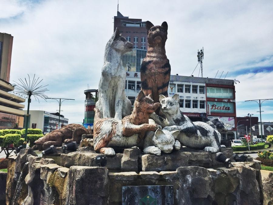 Kuching:  The CatCity