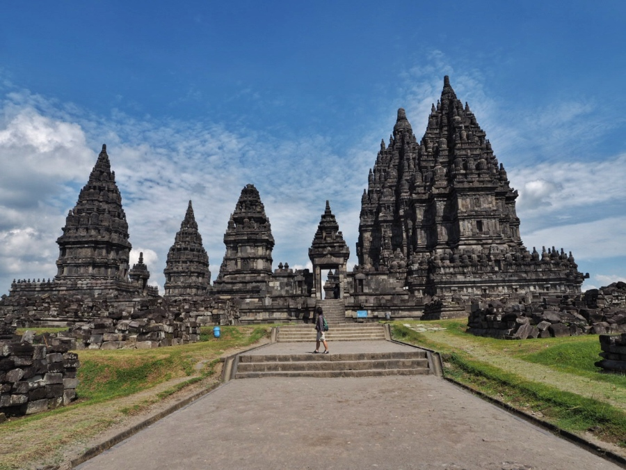 Borobudur and Prambanan: Ancient Selfie Temples