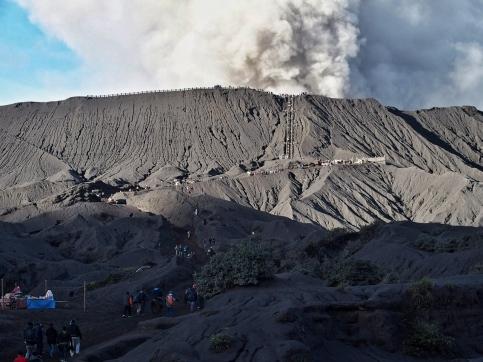 Indonesia Bromo