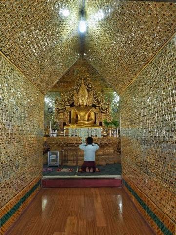 Sandamuni Pagoda