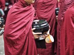 Maha Gandayon Monastery personal mug and bowl