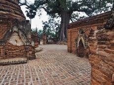Yadana Hsemee Pagoda ruins