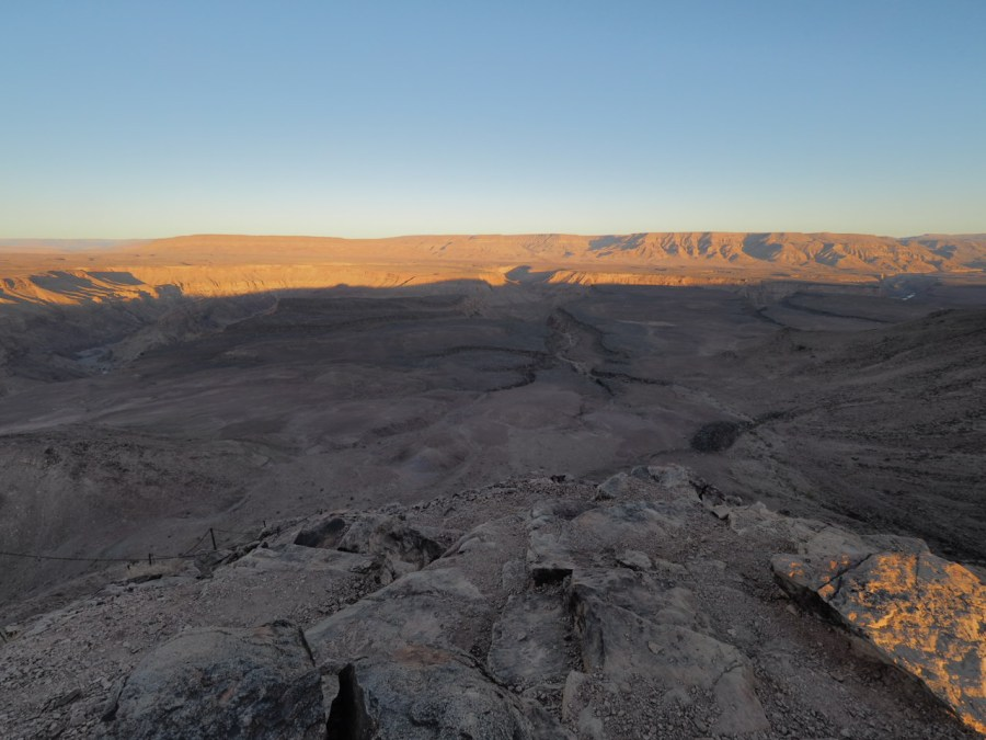 Fish River Canyon to Sossusvlei