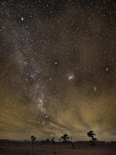 Night Skies Namib Desert