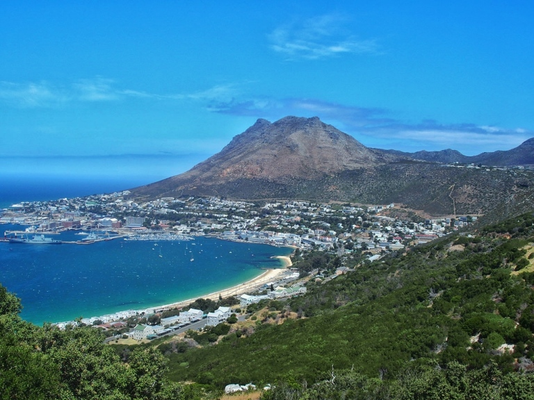 South Africa Cape Peninsula