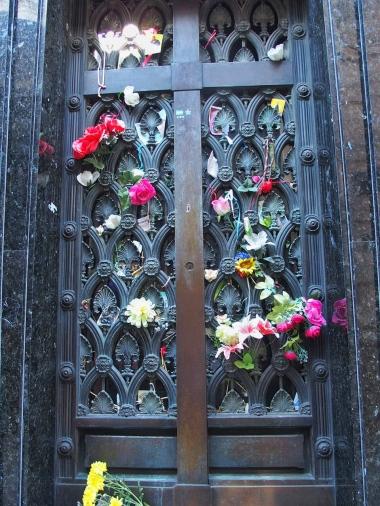 Evita's Grave