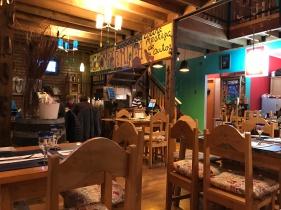 Inside La Marmita
