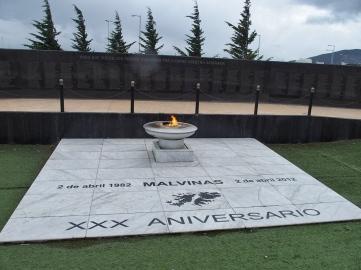 Malvinas Memorial