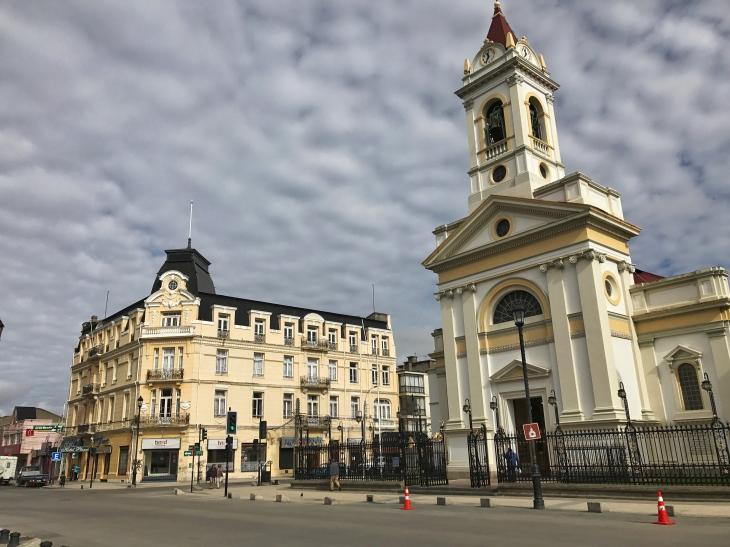 Chile Punta Arenas