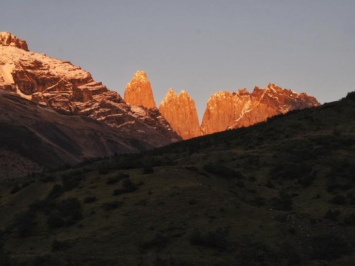 Chile Torres del Paine National Park