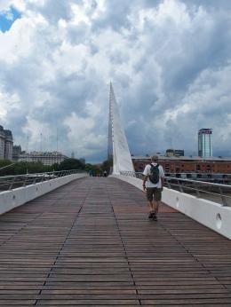 Puente de la Mujer (Women's Bridge)