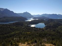 View from Cerro Campanario