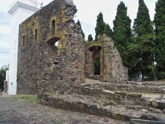 Ruins of Covento de San Francisco