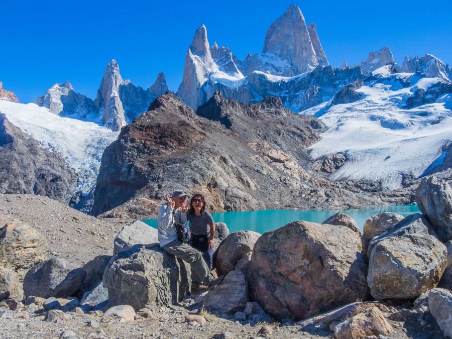 Fitz Roy, Up Close