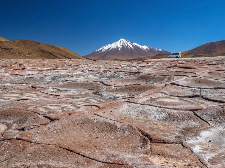 Chile Atacama Desert